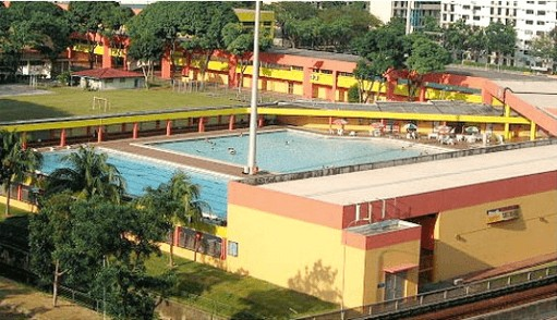 Artra Condo Redhill Swimming complex nearby