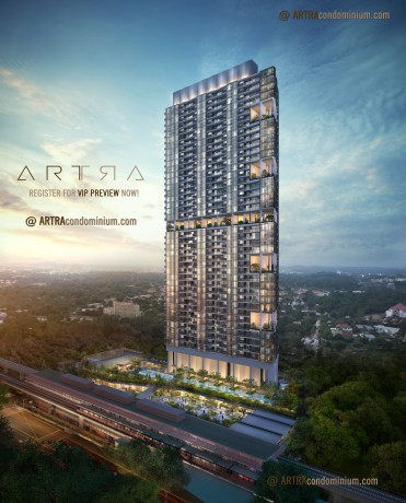 artra condo new launch brochure